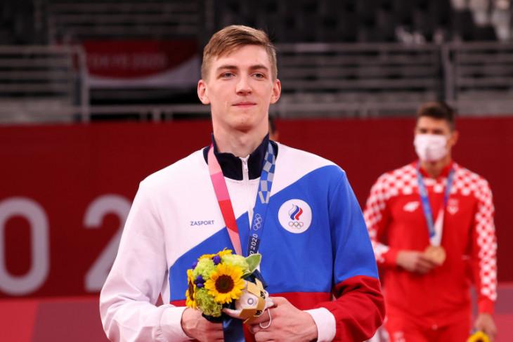 Atlet taekwondo Rusia persembahkan emas Olimpiade