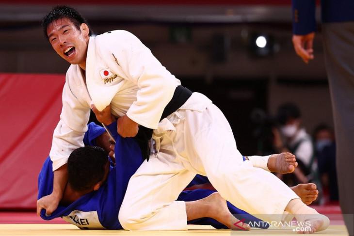 Klasemen medali Olimpiade: Jepang jaga  puncak berkat sofbol dan judo