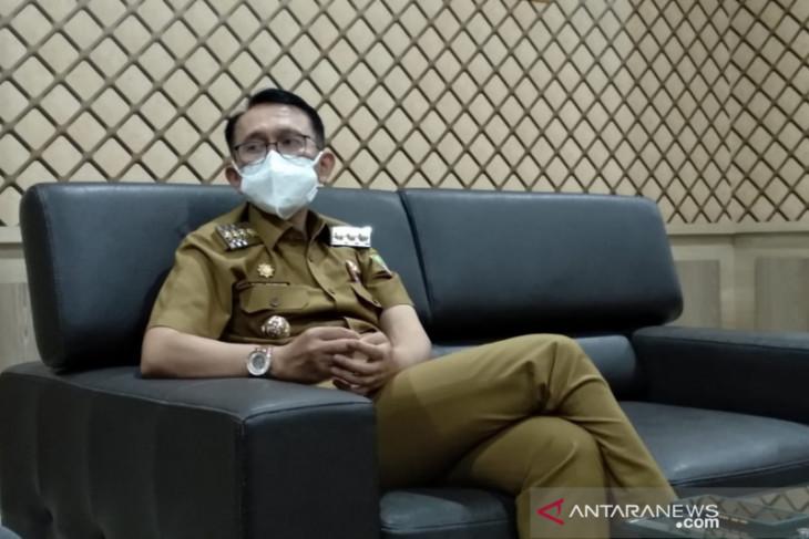 Herman Hanapi diangkat menjadi Penjabat Sekda Kabupaten Bekasi