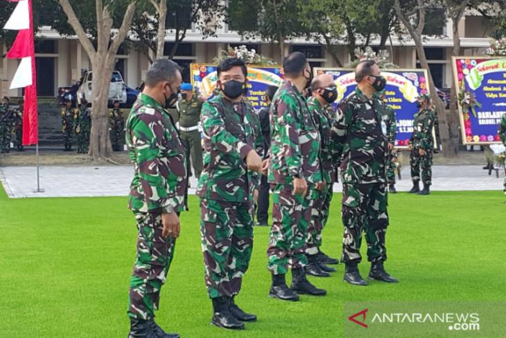 Panglima TNI Resmikan Lapangan Putra Angkasa AAU