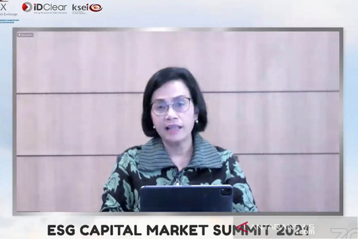 Impacts of climate change, COVID-19 projected to be same: Indrawati