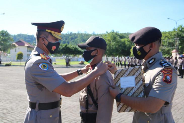 SPN Polda Malut didik 35 siswa Bintara Polri dari Polda Papua Barat begini penjelasannya