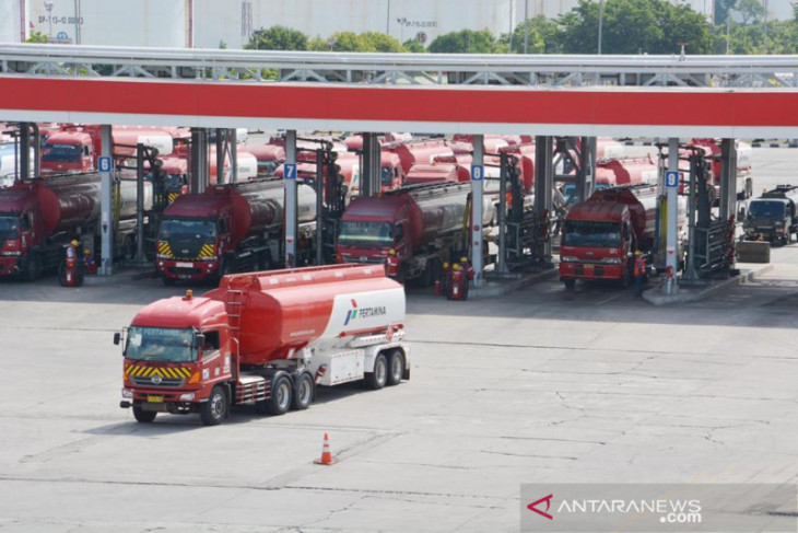 Pertamina find place on 2021 fortune global 500 list