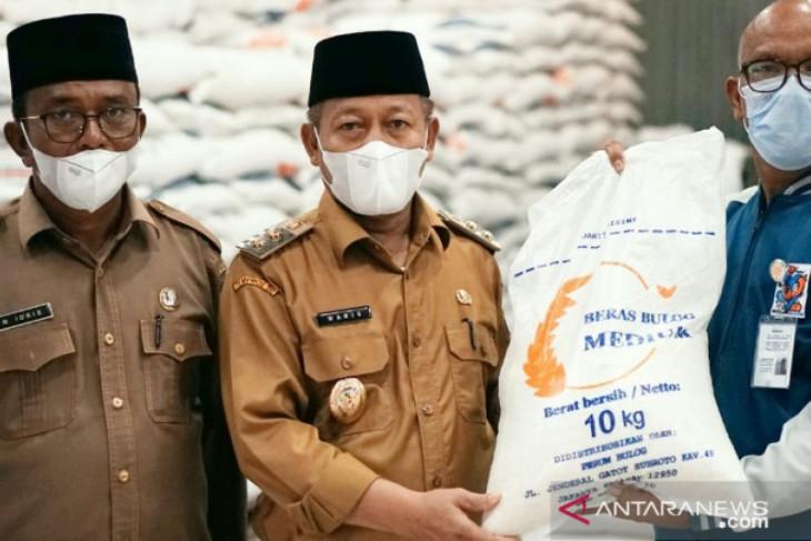 14.778 KPM warga Tanjungbalai akan terima beras PPKM