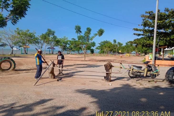 Daya tarik wisata di Bangka Barat ditutup selama PPKM