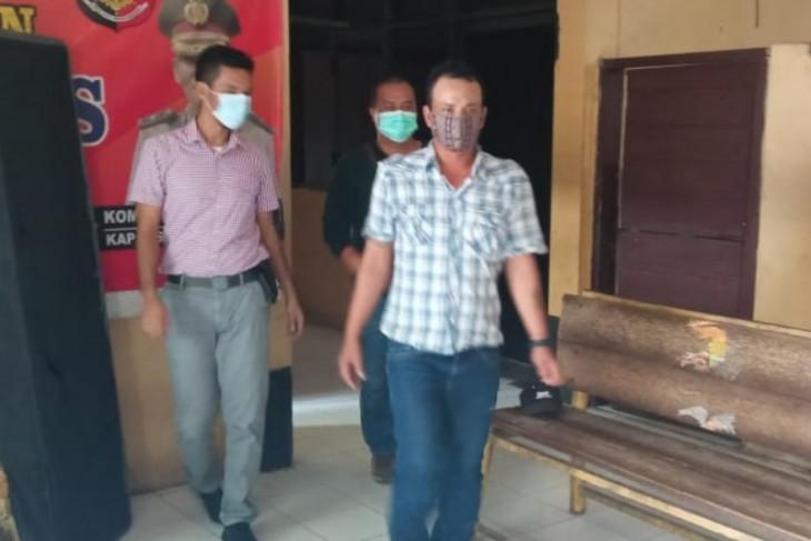 Polisi tangkap pemalak  sopir pengangkut bawang di Medan