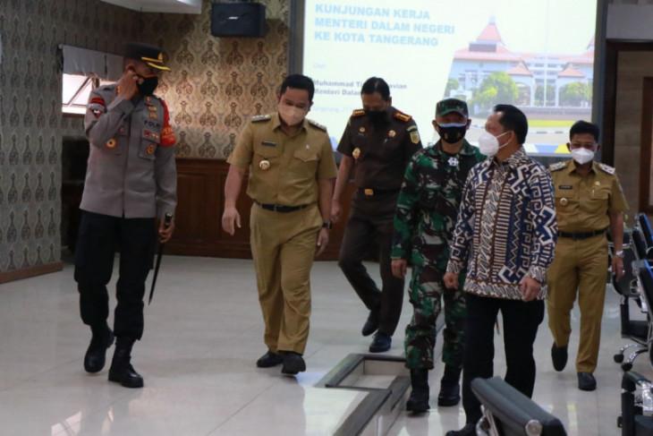 Kadinkes: Angka kesembuhan warga isolasi mandiri di Kota Tangerang capai 98 persen