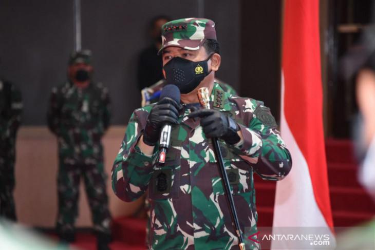 TNI kerahkan Babinsa untuk lakukan tracer digital tekan kasus COVID-19