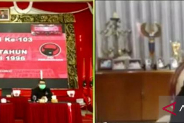 Megawati ajak kader PDIP renungkan Tragedi 27 Juli