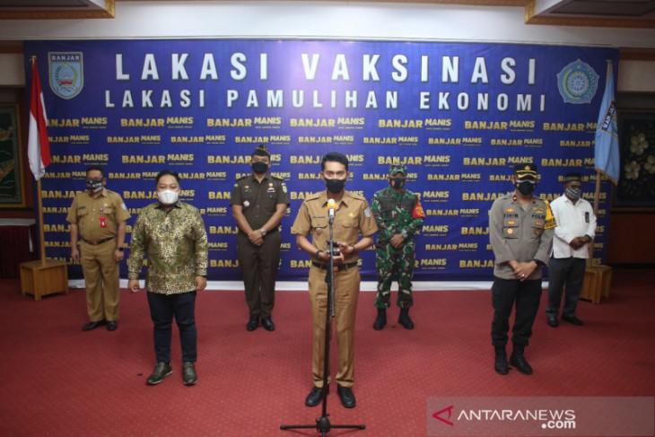 Banjar extends level 3 PPKM starting July 27