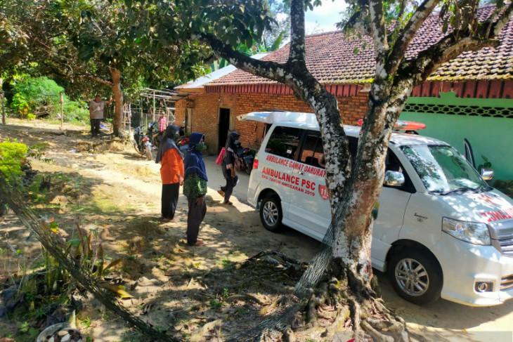 Polres Muarojambi evakuasi ibu hamil yang terpapar COVID-19
