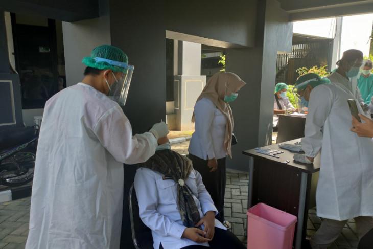 Setwan Kalsel kembali lakukan swab antigen