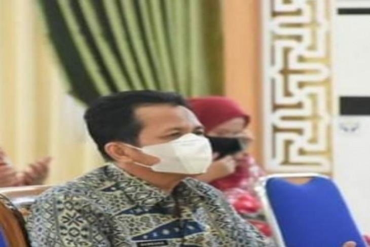 Bantuan beras PPKM disalurkan lewat kecamatan secara bergiliran