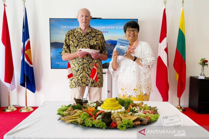 KBRI Kopenhagen luncurkan buku tentang Gunung Berapi Indonesia