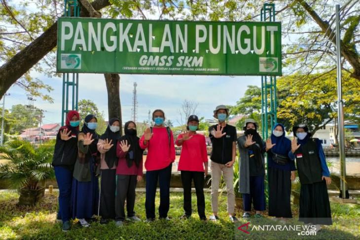 Pencemaran Sungai Karang Mumus Samarinda  berkurang 30 persen