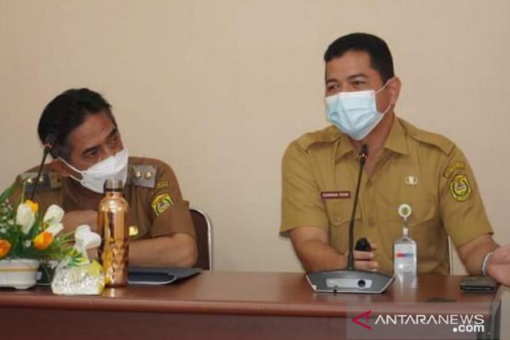Disperindag Banjarmasin turunkan tiga tim disiplin prokes pengunjung pasar