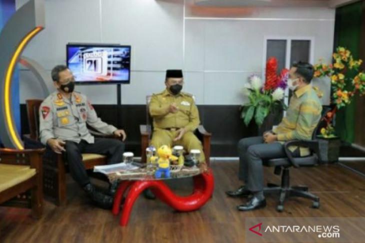 Gubernur Erzaldi bahas faktor ditetapkannya PPKM
