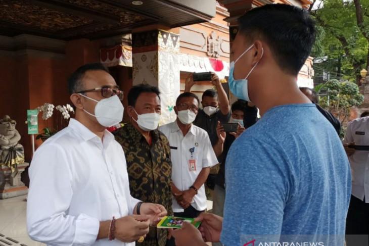 Pemkot Denpasar salurkan BLT untuk masyarakat