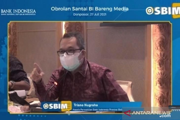BI: ekonomi Bali membaik di triwulan IV-2021