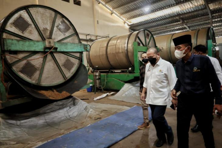 Ketua DPD apresiasi pabrik rokok di Malang terapkan prokes ketat