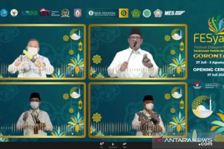 Bank Indonesia gelar FESyar KTI 2021 secara virtual
