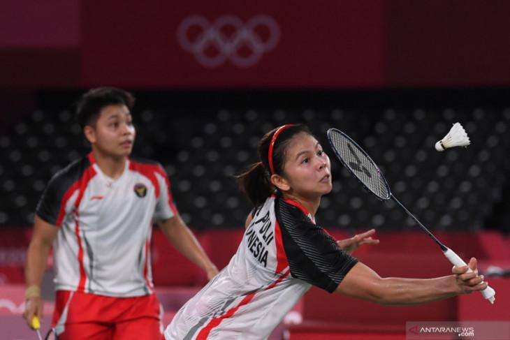 Olimpiade Tokyo, Pasangan Indonesia Greysia/Apriyani melaju ke semifinal