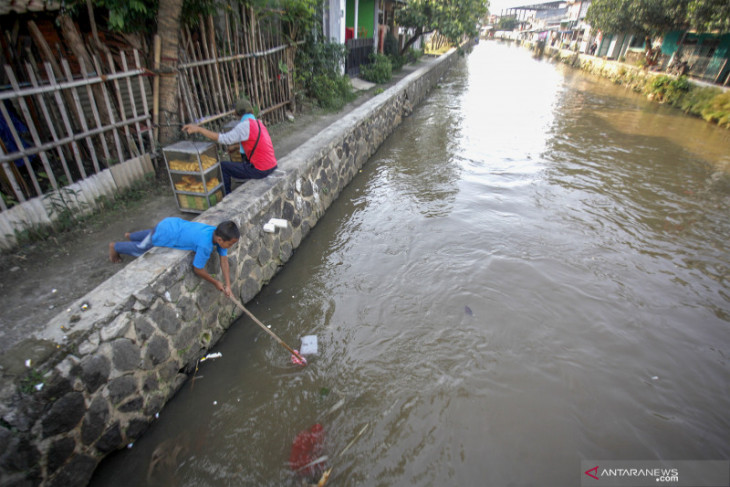 Hari Sungai Nasional, 59 persen sungai di Indonesia tercemar berat
