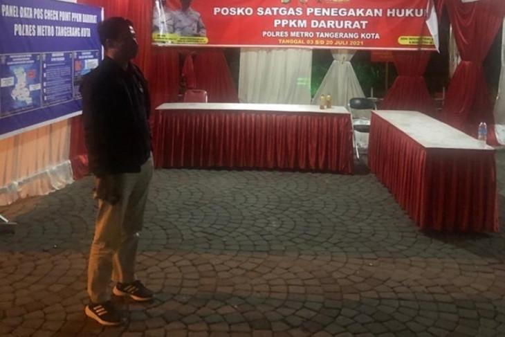 Ombudsman Banten: PPKM Level 4 di Kota Tangerang masih perlu dioptimalkan