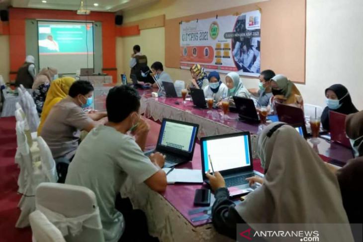 Simulasi nasional CAT CPNS/PPPK 2021 di Kalbar
