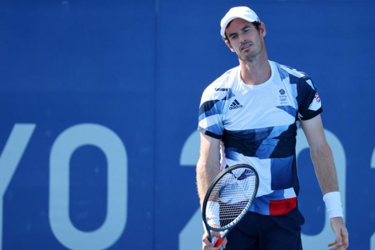 Olimpiade Tokyo, ambisi emas ketiga Murray kandas di tangan wakil Kroasia