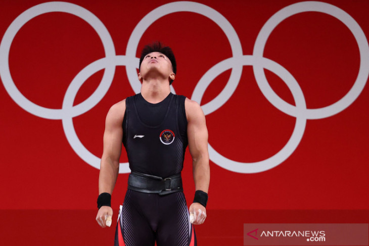 Olimpiade Tokyo, Perunggu Windy Cantika jadi suntikan semangat Rahmat Erwin raih medali
