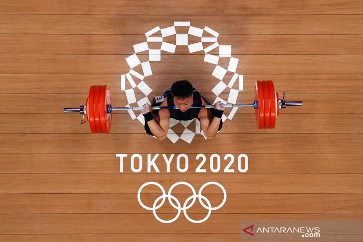 Olimpiade Tokyo, Rahmat Erwin Abdullah raih perunggu untuk Indonesia