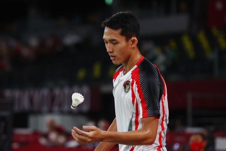 Olimpiade Tokyo, Jonatan lolos dari tekanan rubber game kontra Kean Yew
