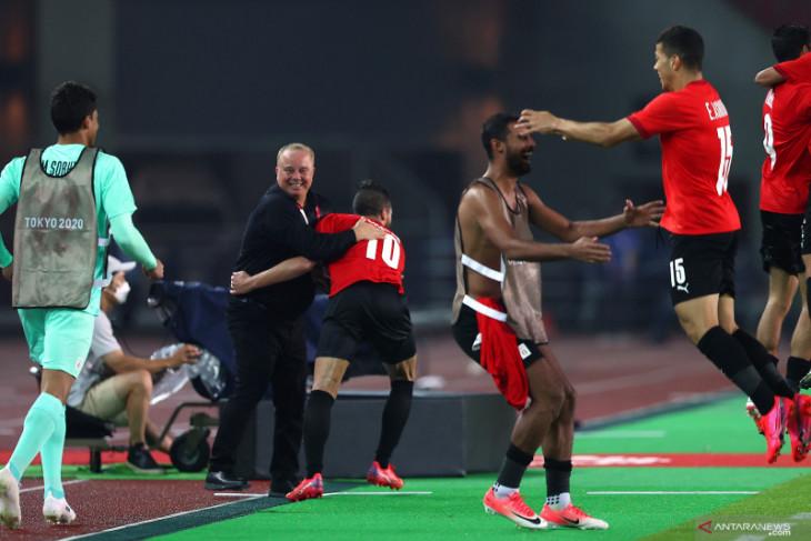 Olimpiade Tokyo, Mesir lolos ke perempat final setelah kalahkan Australia 2-0