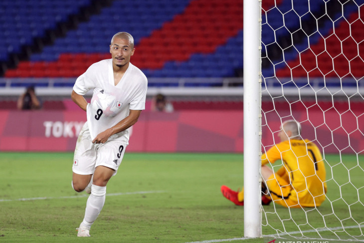Bantai Prancis 4-0, Jepang lolos ke perempat final