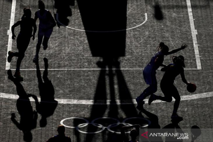 Rabu ini,  Olimpiade Tokyo perebutkan 23 emas, termasuk 3x3 putra-putri