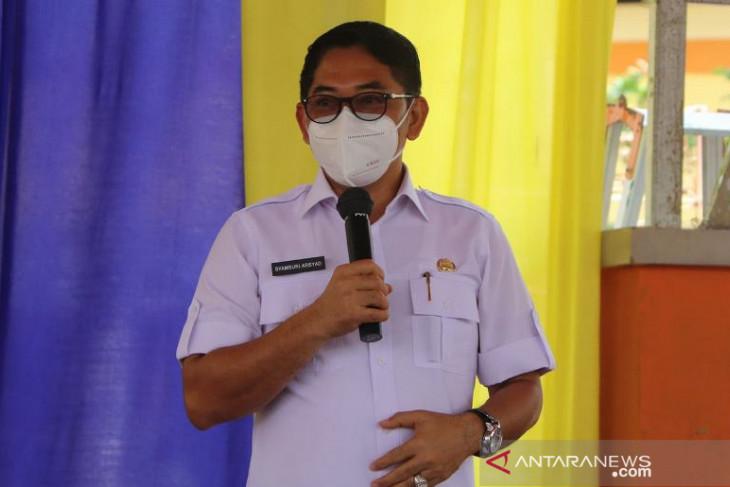 Wabup HSS berikan motivasi peserta PKL SMKN 2 Kandangan