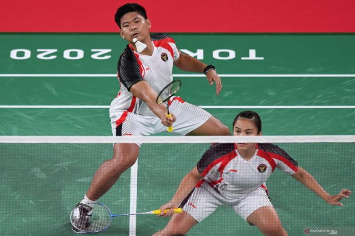 Praveen/Melati terhenti di perempat final Olimpiade Tokyo