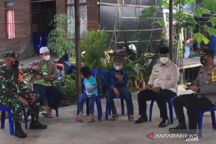 Presiden beri bantuan kepada anak yatim piatu akibat COVID-19 di Kukar