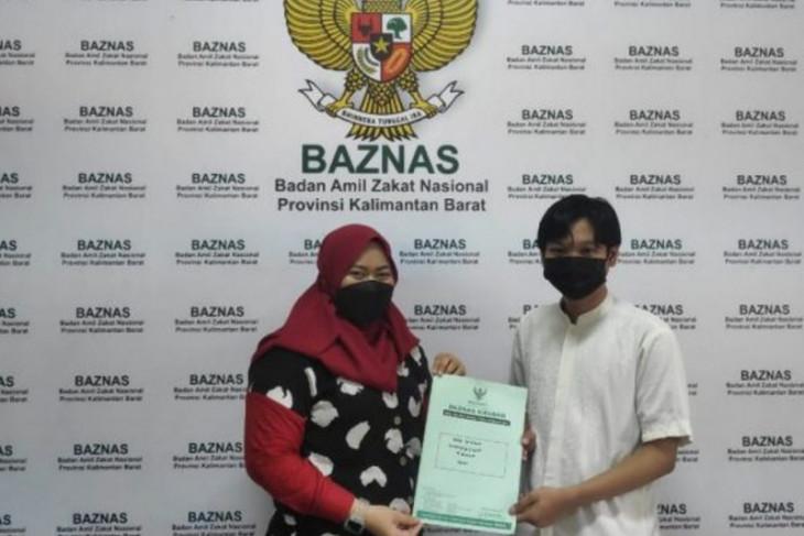 Baznas Kalbar ikut tekan angka kemiskinan dengan program saat pandemi