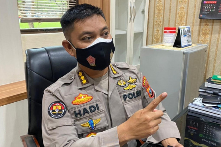 Polda Sumut tangkap belasan tahanan kabur dari Polsek Medan Labuhan