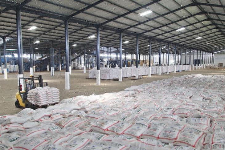 Produsen pupuk Saraswanti kantongi laba bersih Rp54,65 miliar pada semester I-2021