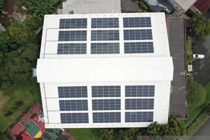 Pertamina bangun listrik tenaga surya 1,34 megawatt di Kilang Cilacap
