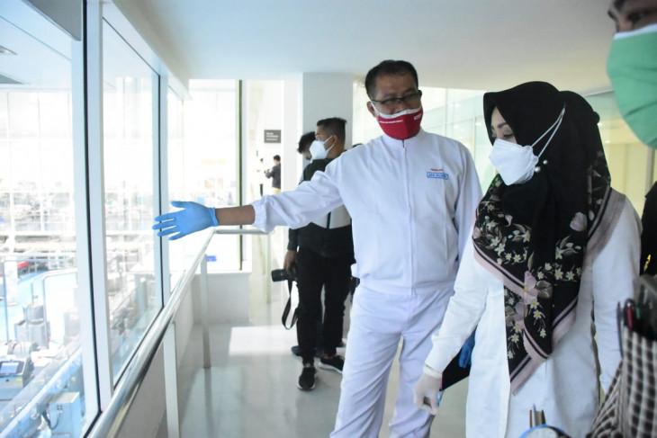 Companies in E Java's Mojokerto urged to provide isolation facilities