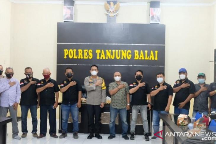 Kapolres Tanjungbalai minta wartawan edukasi masyarakat lewat pemberitaan