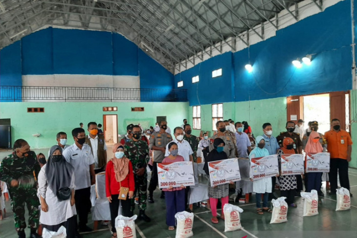 PPKM: 12,423 families to receive social aid in West Bangka