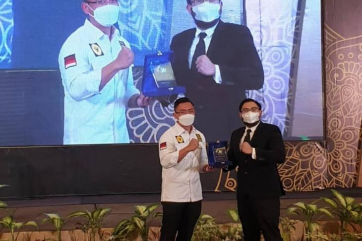 Ananda Trianh Salichan terpilih sebagai Ketum HIPMI Banten