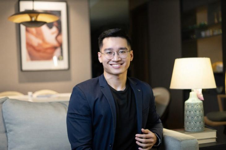 Serial Entrepreneur Raymond Chin berbagi kisah mengejar mimpi di usia muda