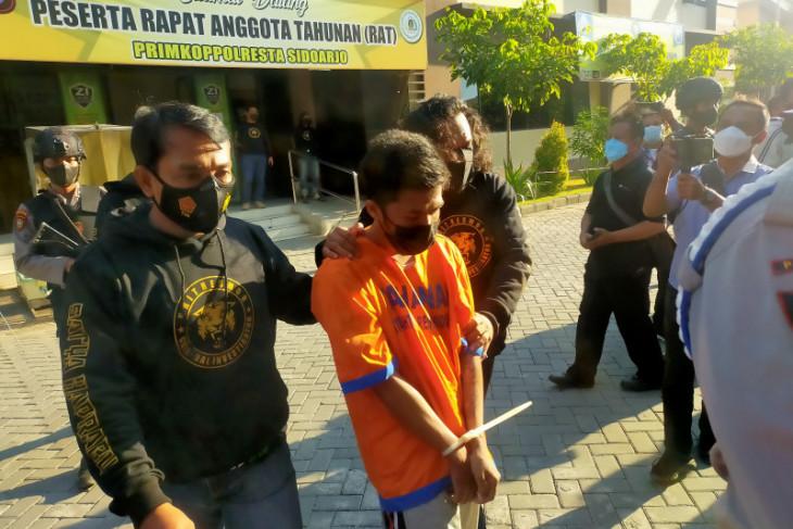 Polisi Sidoarjo tangkap pelaku begal sebelas TKP