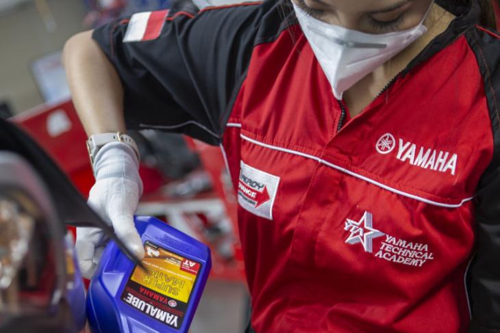 Yamaha berbagi tips perawatan skutik Maxi